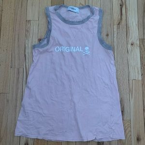 SoulCycle Pink Tanktop